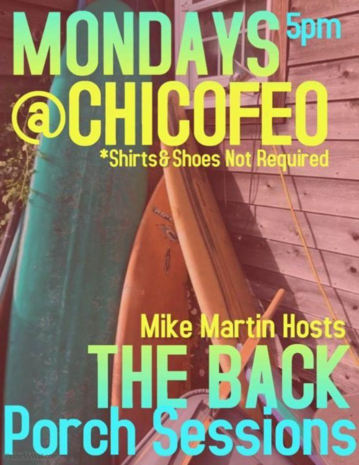 Michael Martin Band Tour Dates