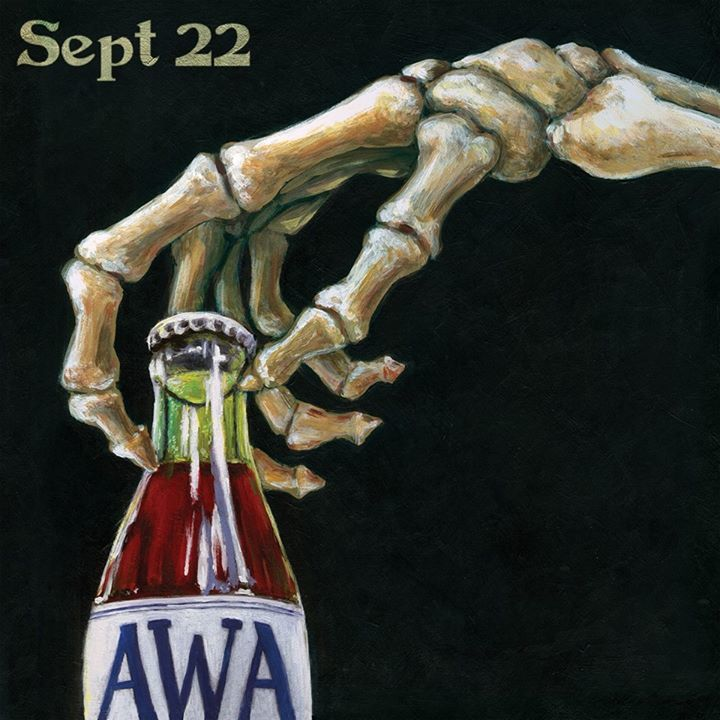 American Werewolf Academy Tour Dates