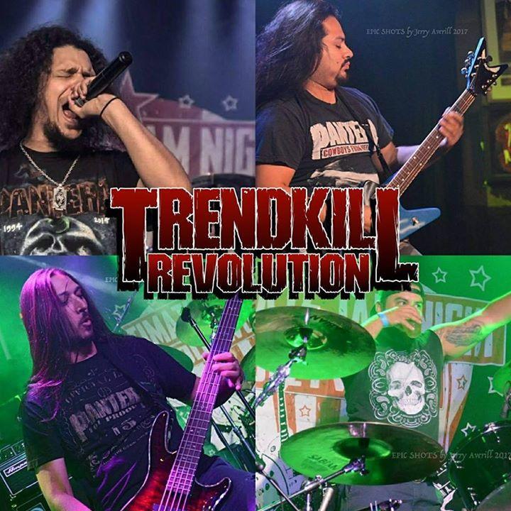 Trendkill Revolution Tour Dates