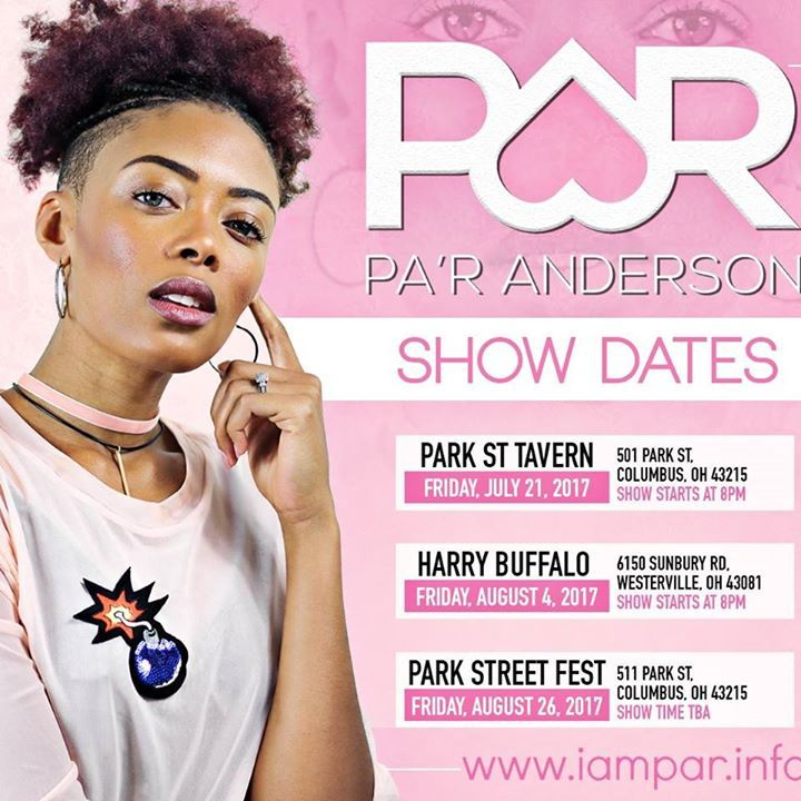 PA'R Anderson @ park st  - Columbus, OH