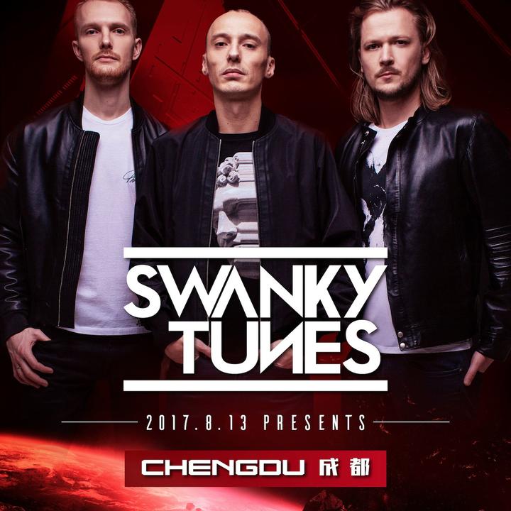Swanky Tunes @ Storm Festival - Chengdu, China