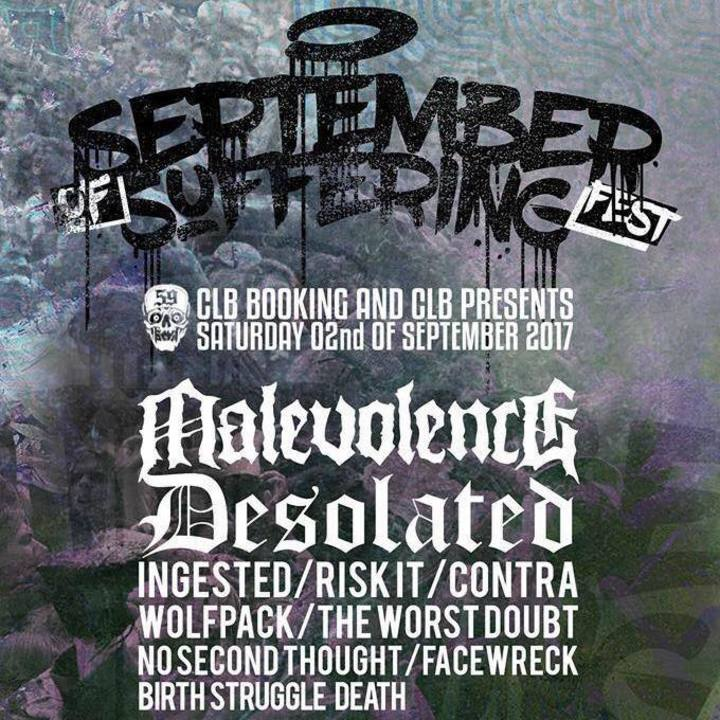 Ingested Tour Dates