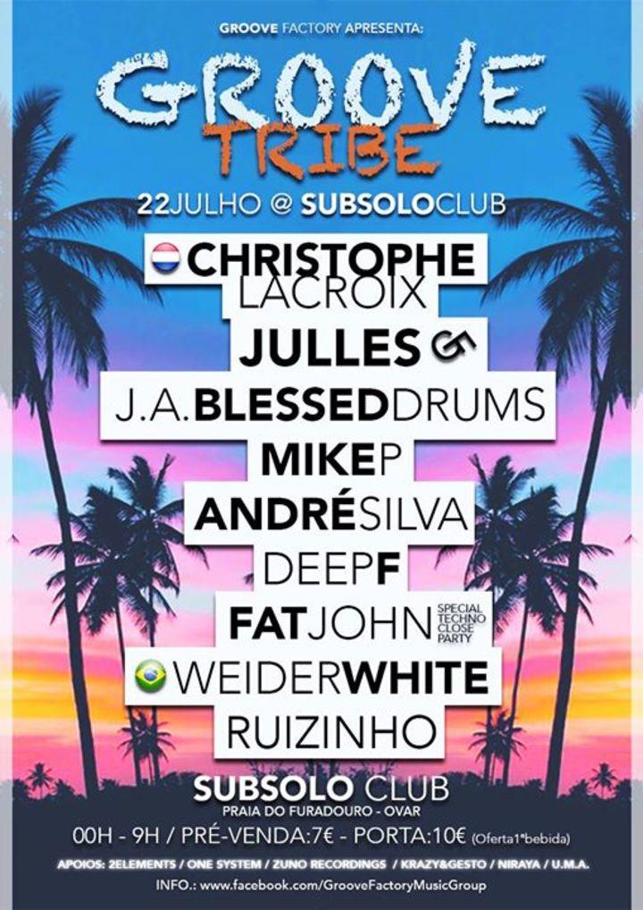 DJ JULLES Tour Dates