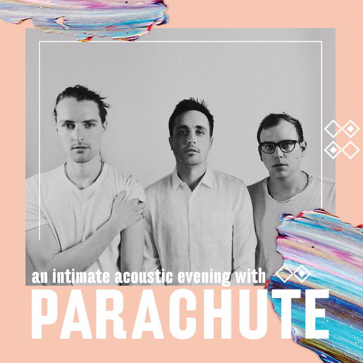Parachute @ An Intimate Acoustic Evening at The Queen - Wilmington, DE