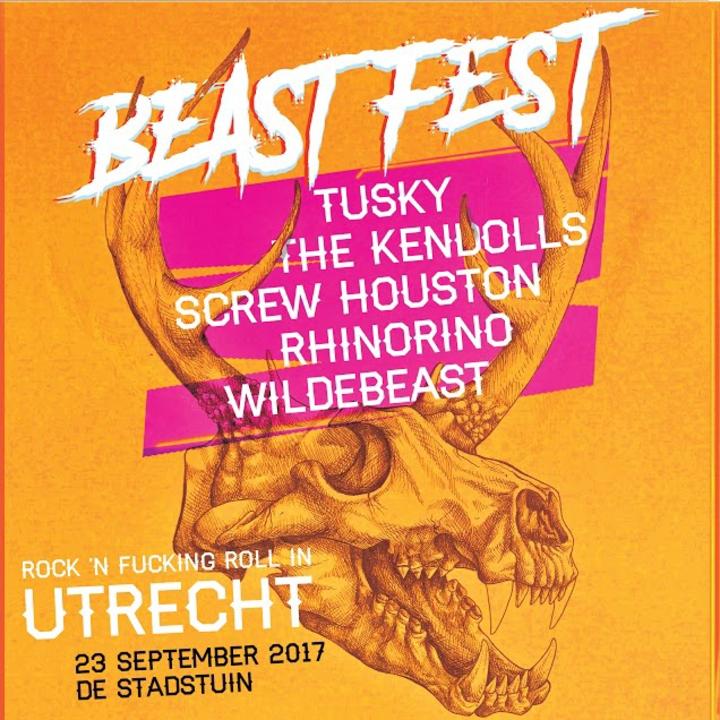 Rhinorino @ Beastfest Festival - Utrecht, Netherlands