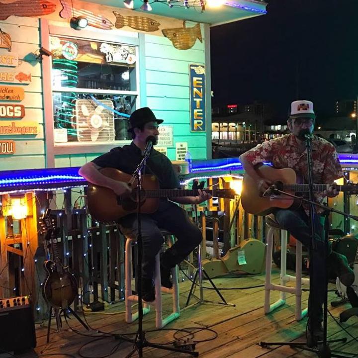 Hot Pickin 57s @ Eddie Collins & Max Zimmet at Root Cellar & Bakery - San Marcos, TX
