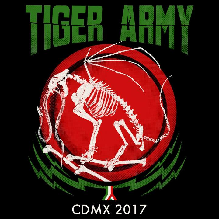 Tiger Army @ El Plaza Condesa - Mexico City, Mexico