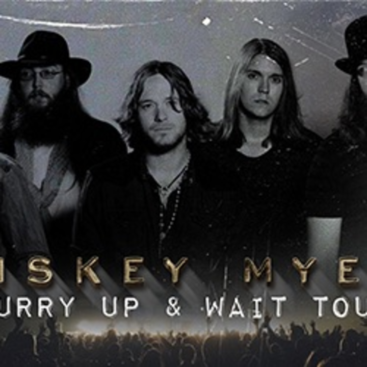 Whiskey Myers @ The Stage - Bossier City, LA