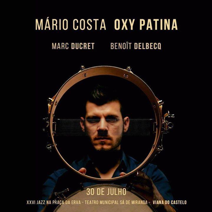 Mario Costa Tour Dates