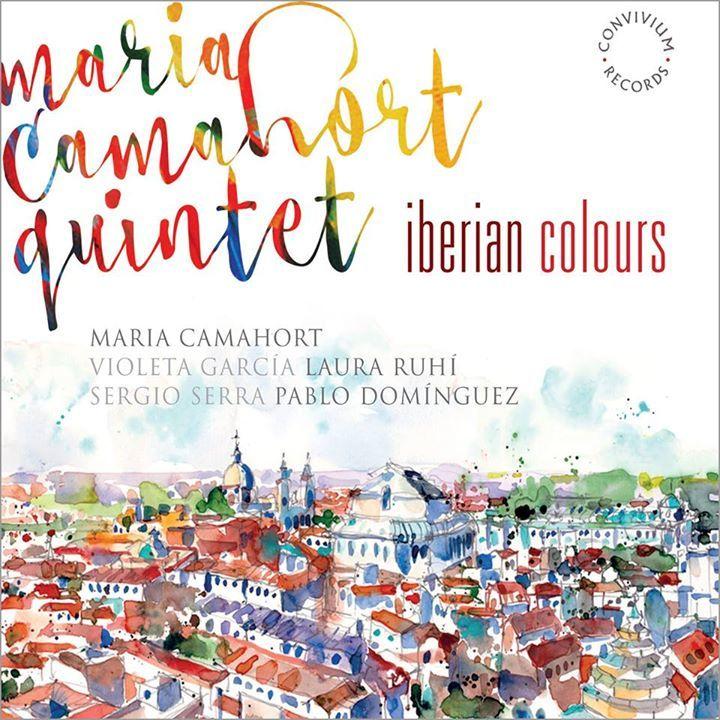Maria Camahort Quintet Tour Dates