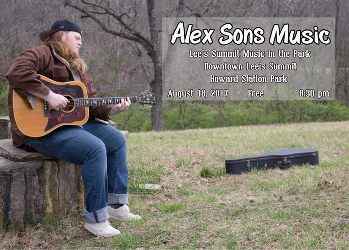 Alex Sons Music @ Howard Station Park - Lee's Summit, MO