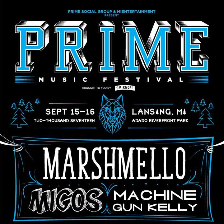 Prince Fox @ Prime Music Festival - East Lansing, MI