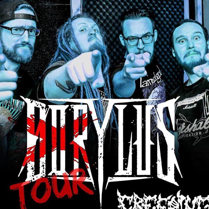 Dorylus Tour Dates