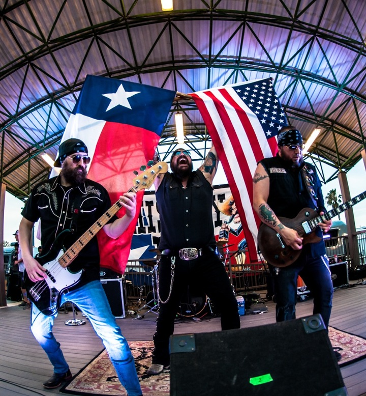 Whiskey D. Fan Page @ Dean Porter Park - Brownsville, TX