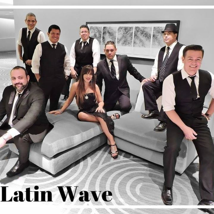 Latin Wave Band @ Wyndham Grand Orlando Resort Bonnet Creek - Orlando, FL