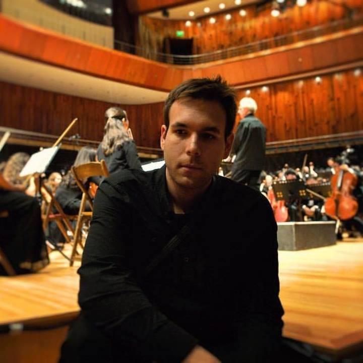 Kristo Kondakci @ New England Conservatory's Brown Hall - Boston, MA