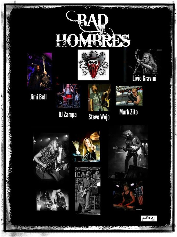 Bad Hombres @ The Waterfront  - Holyoke, MA
