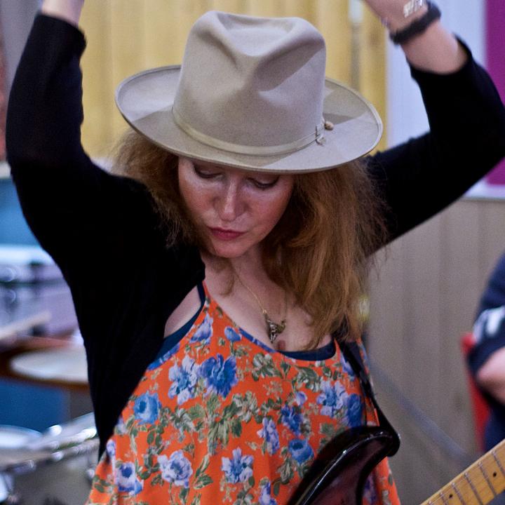 Beki Brindle Scala @ Pokey Hole Blues Club Heather, Lichfield, United Kingdom - Lichfield, United Kingdom