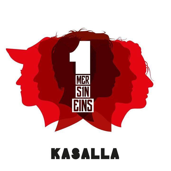 Kasalla @ Scala Club Leverkusen - Leverkusen, Germany