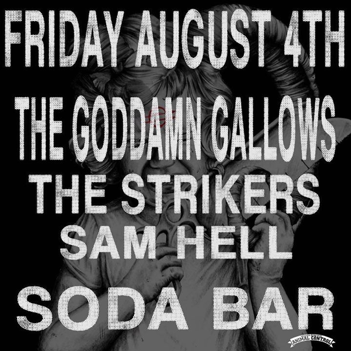 The Strikers Tour Dates