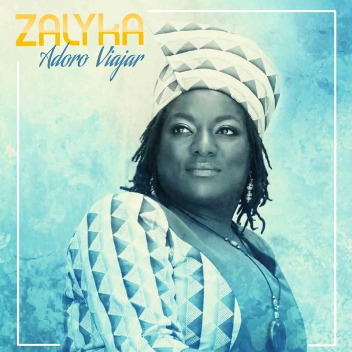 ZALYKA @ ZALYKA au ZEBRE DE BELLEVILLE (lancement d'album) - Paris, France