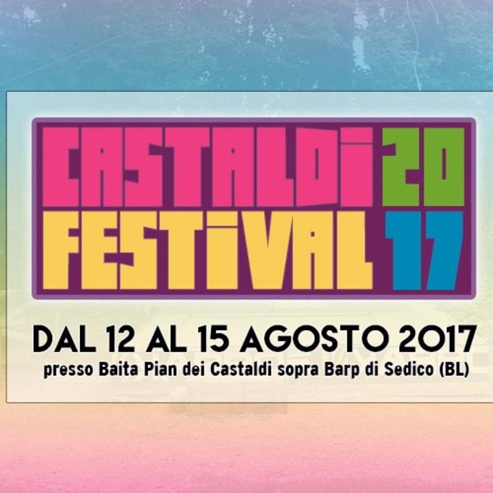 Julian Graham @ Castaldi Music Festival - Tisoi, Italy