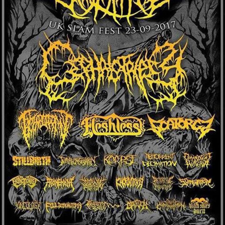 Black Skies Burn Tour Dates