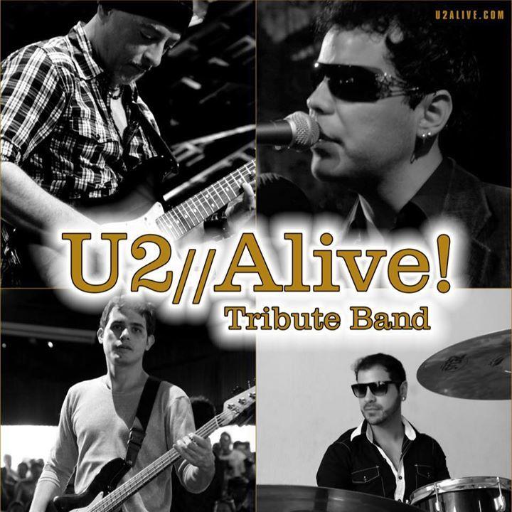 U2 cover Alive! Tour Dates