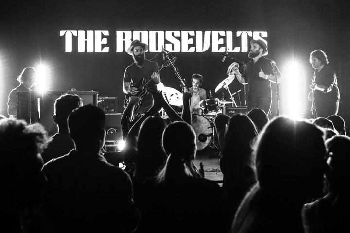 The Roosevelts @ Levitt Pavilion - Arlington, TX