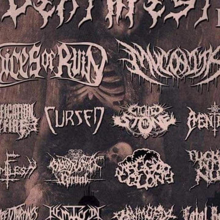 Hemotoxin Tour Dates