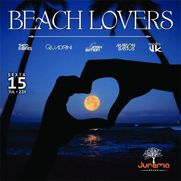 Beach Lovers Tour Dates