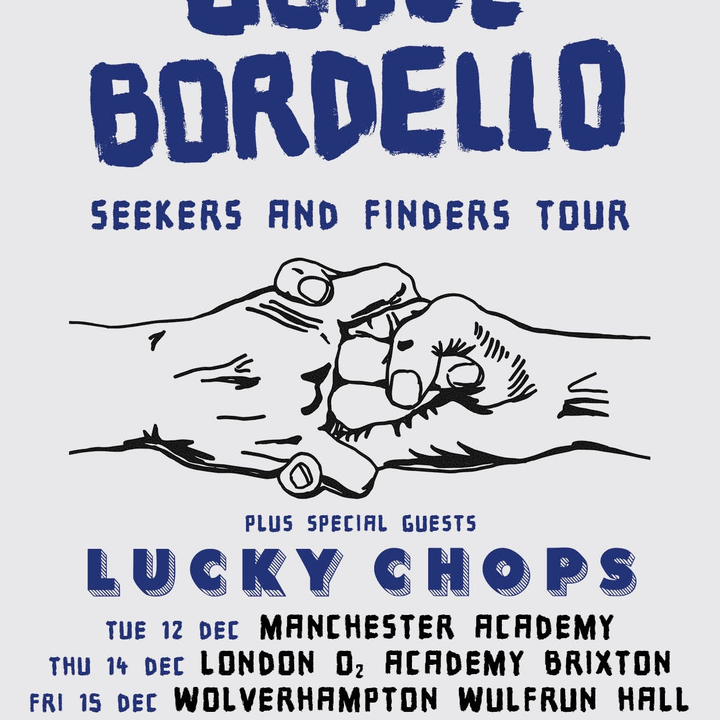 Lucky Chops @ Wulfrun Hall - Wolverhampton, United Kingdom
