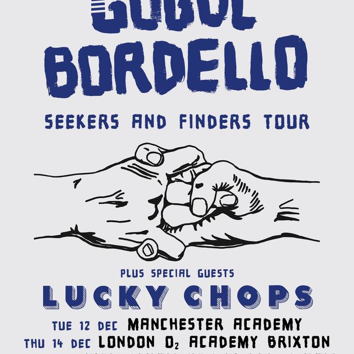 Lucky Chops @ Brixton Academy - London, United Kingdom