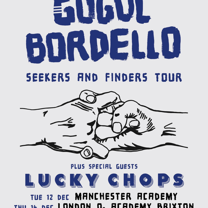 Lucky Chops @ Academy - Manchester, United Kingdom