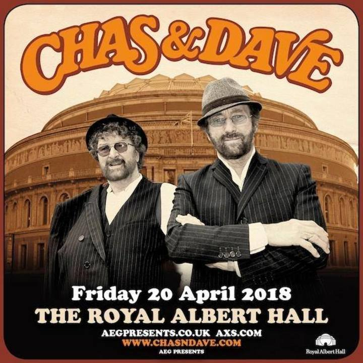 Chas & Dave (official) @ Blackheath Hall (re-scheduled) - London, United Kingdom