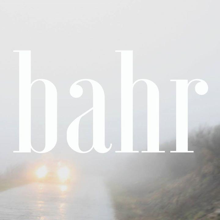 BAHR Tour Dates
