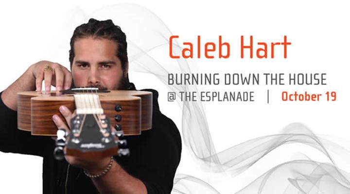 Caleb Hart @ The Esplanade - Medicine Hat, Canada