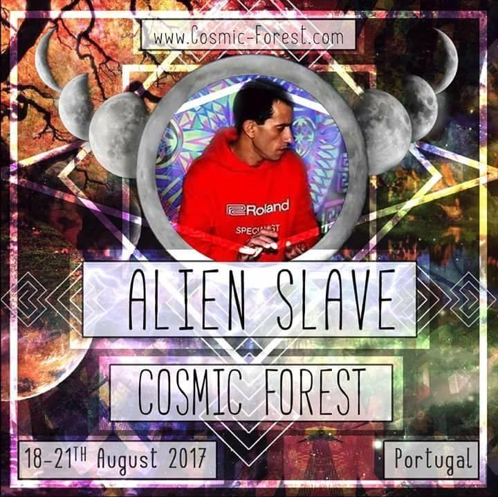 Alien_Slave Tour Dates