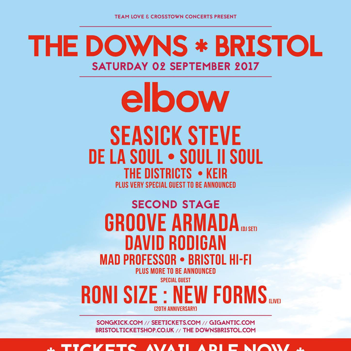Keir @ On The Downs Festival - Bristol, United Kingdom