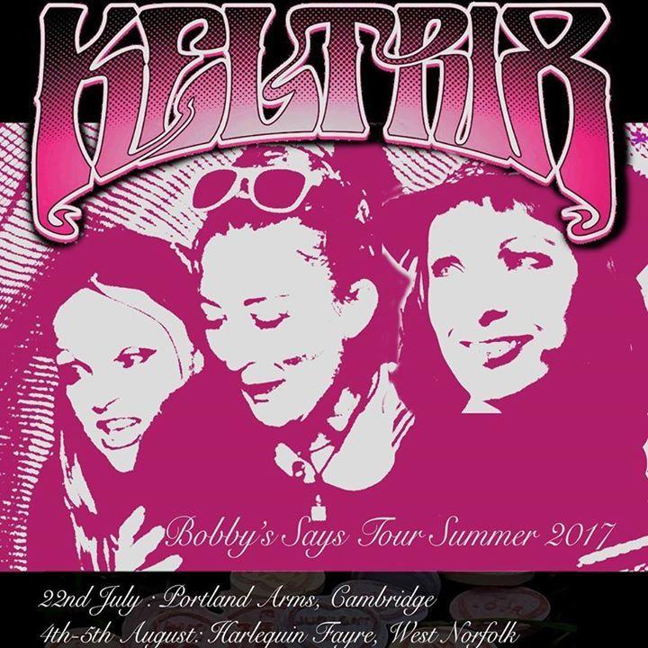 Keltrix Tour Dates