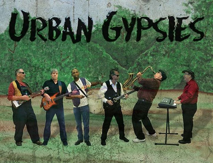 Urban Gypsies Tour Dates