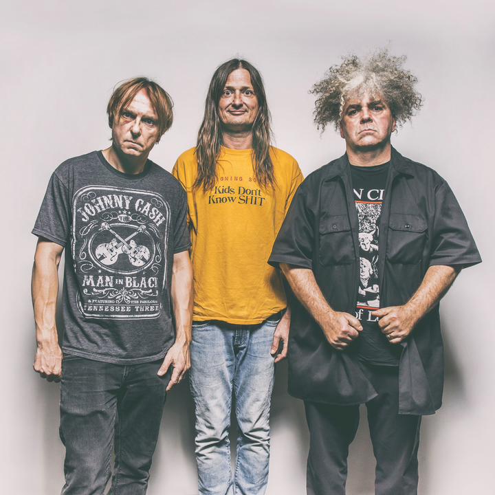 Melvins @ Gebaude 9 - Cologne, Germany