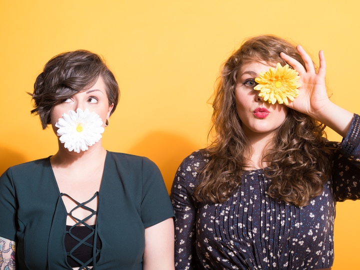 linnie & amy joy @ Summer Concert Series @ Brown Park - Canton, GA