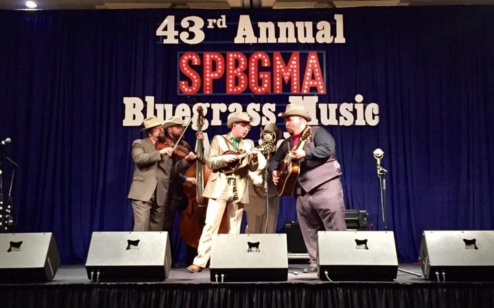 The Po' Ramblin' Boys @ SPBGMA Convention @Music City Sheraton - Nashville, TN