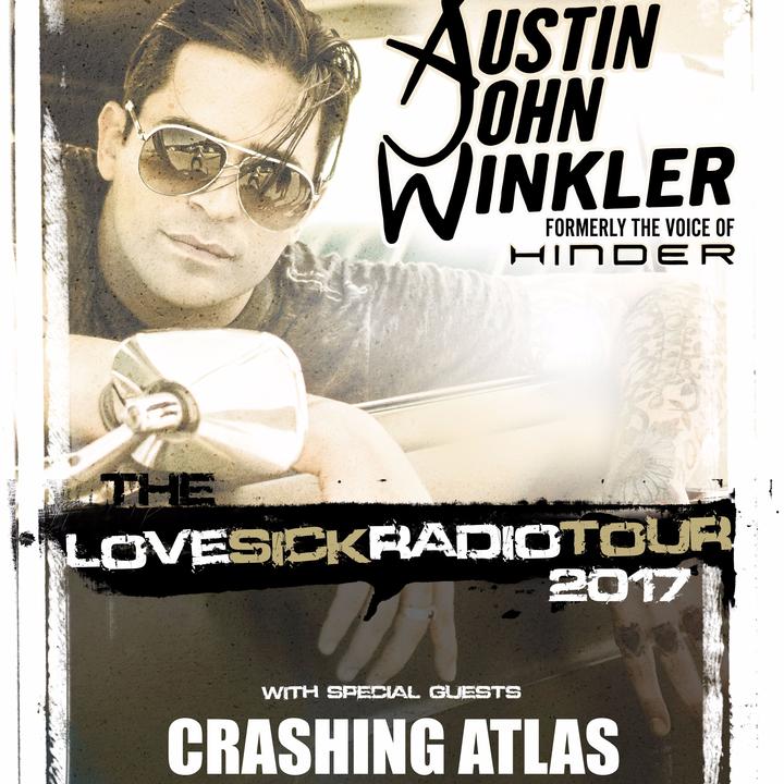 Crashing Atlas @ The Q - Roanoke, VA