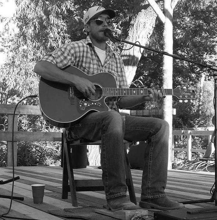 "Don forbes "" the bitterroot mountain troubadour"" @ River Of No Return Brewery - Challis, ID"