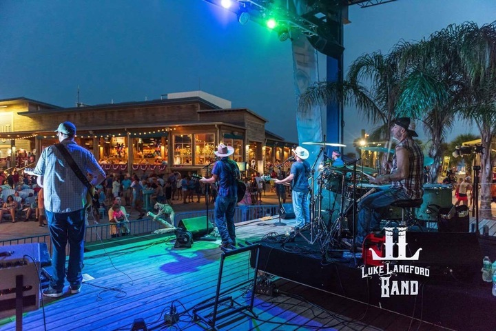 Luke Langford & The 331 South Band @ AJ's Grayton - Santa Rosa Beach, FL