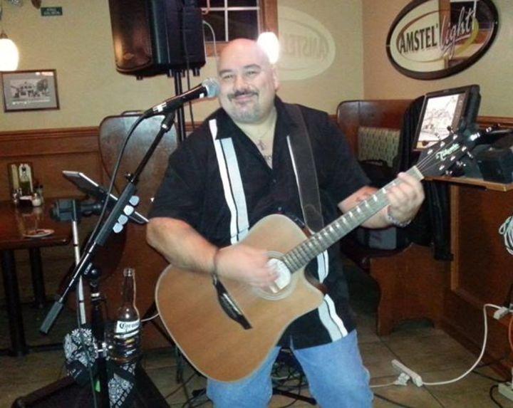 Dave Bandinelli @ Hub City Brew House - New Brunswick, NJ