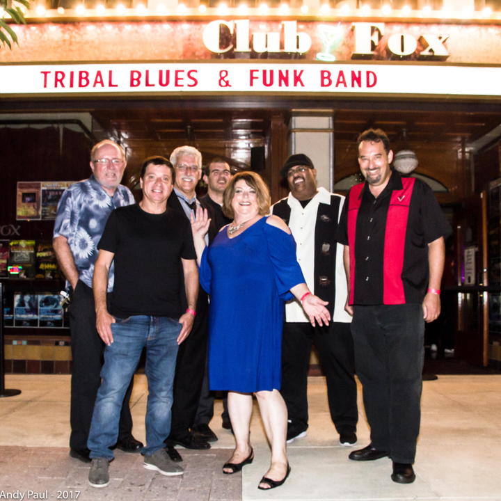 The Tribal Blues Band Tour Dates