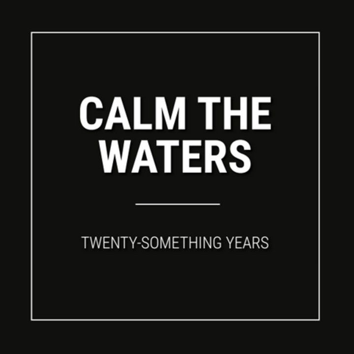 Calm The Waters Tour Dates